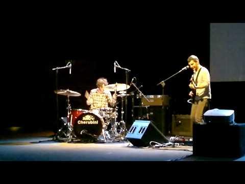 "BudSpencer Blues Explosion live@Auditorium Roma- ""Insieme a te sto bene"" di Battisti"