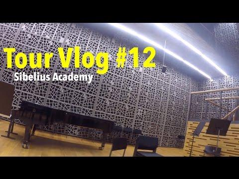 The Amazing Sibelius Academy Music Studios - Tour Vlog #12