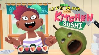 Toca Kitchen Sush! [Pear Plays]