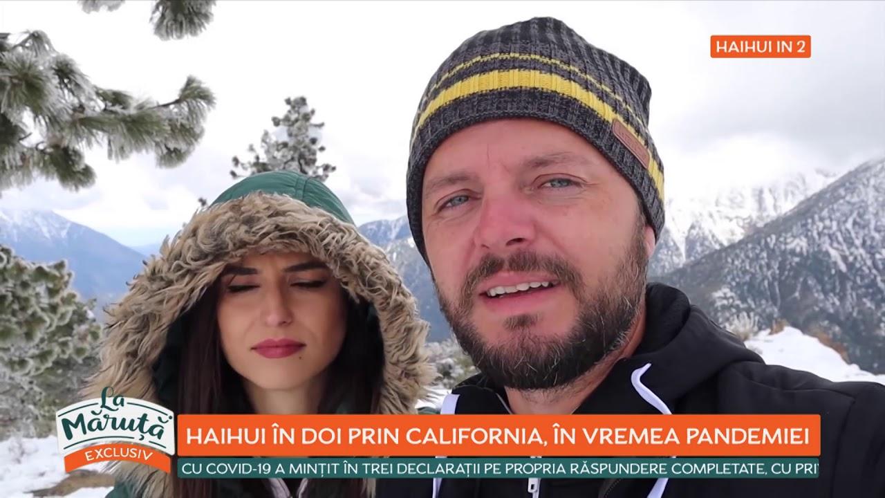 La Măruță: HaiHui în doi prin California, în vremea pandemiei