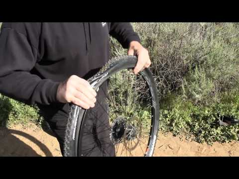 How To Fix a Flat Tire On Your Mountain Bike - Michael Thomas from Michael's Bicycles Newbury Park
