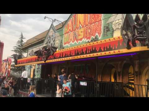 Haunted Mansion Ride at Douglas County Fairgrounds