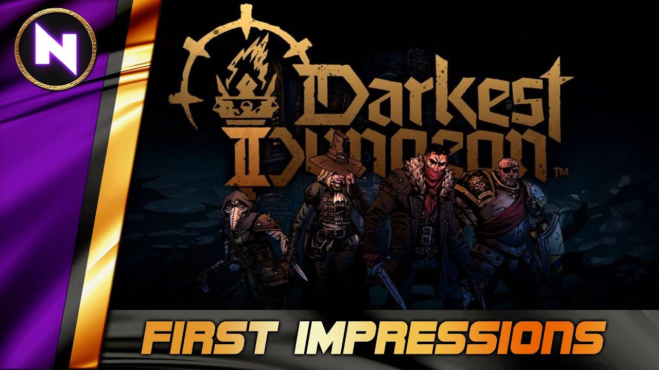 Download First Look at DARKEST DUNGEON 2; Everything Is Better!