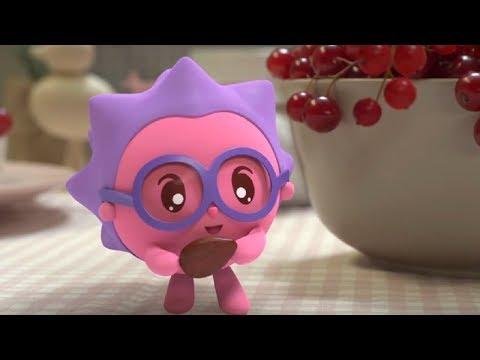Малышарики - Семечко - серия 97 - обучающие мультфильмы для малышей 0-4