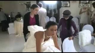 Маргоша Эксклюзив со съемок свадьбы