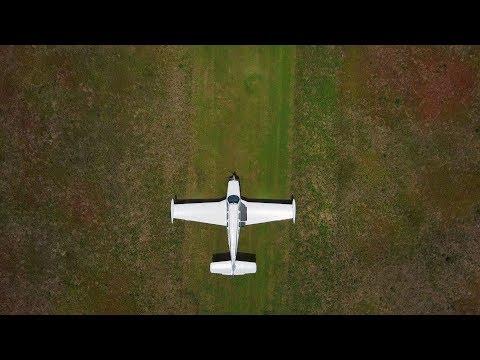 GRASS AIRFIELD on MARTHA'S VINEYARD - Katama Flight Vlog