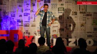 ¿Qué m... hago yo acá? | Rafa Cotelo | TEDxDurazno