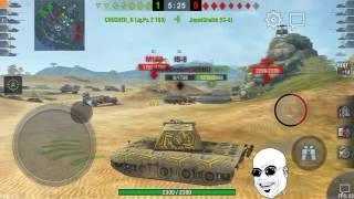World of Tanks Blitz || Epic Battle MOMENTS [Episode 2]