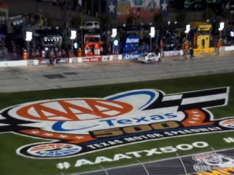 Texas Motor Speedway   NASCAR on 11/6/ 2016