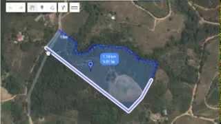 Google Mapas para Medir Terrrenos Free HD Video