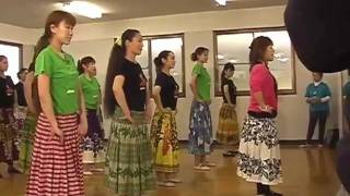 Repeat youtube video 2011年4月22日、ダンシングチーム練習再開!