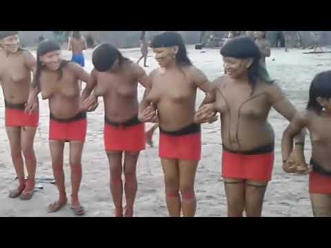 Amazon tribe Womens party Festa das mulheres