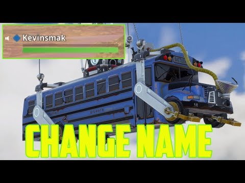 How To Change Your Fortnite Name On Mobile And PC 2018
