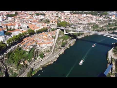 Vila Nova de Gaia ( vista aérea )