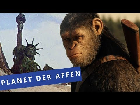 Planet Der Affen 4 2021