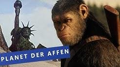 """Planet der Affen 4: Wie es nach """"Planet der Affen 3: Survival"""" weitergehen kann"""