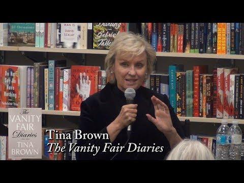 """Tina Brown, """"The Vanity Fair Diaries"""""""