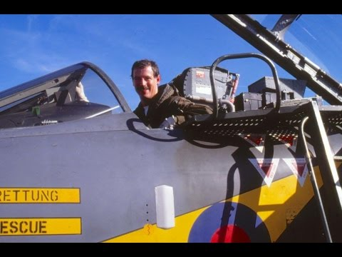 Interview with Michael Napier on the Tornado GR1