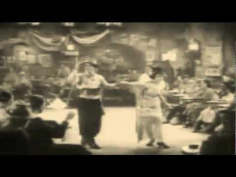 Four Horsemen - Valentinos Tango Bar scene (1921)