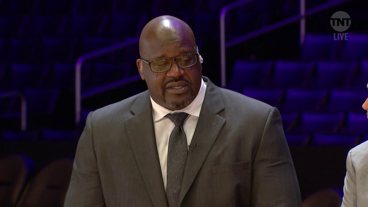 Shaq Reflects On Kobe Bryant's Death
