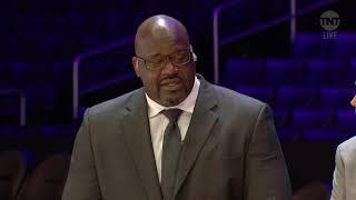 Shaq Reflects On Kobe Bryants Death