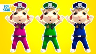 Dolly and Friends 3D | Johnny Police Get a Patrol Dog