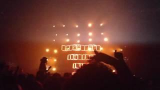 Flume - Wall Fuck / Heater @ Bill Graham Civic Auditorium SF (9/23/16) [4K]