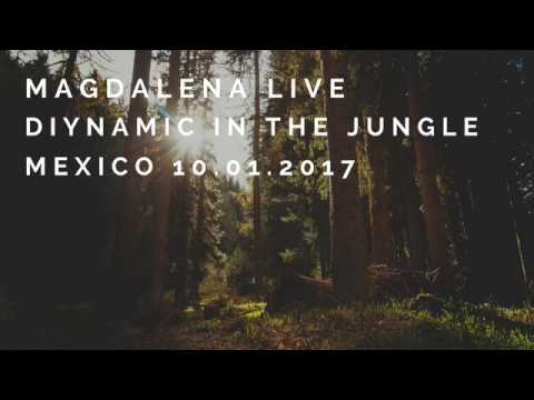 Magdalena - Live Diynamic in the Jungle Mexico (10.01.2017)