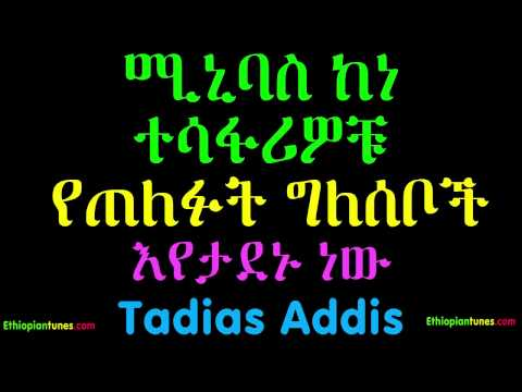 A Group Of Men In Addis Robbed Cash From Passengers Tadias Addis
