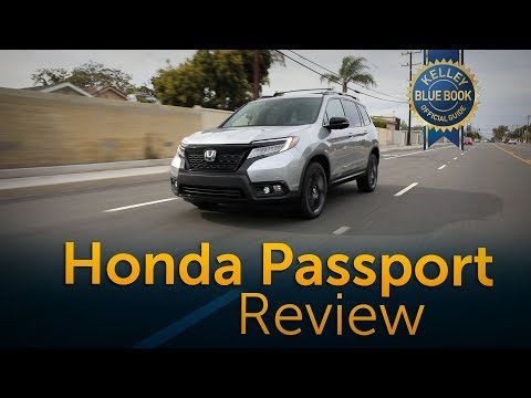 2019 Honda Passport -  Review & Road Test