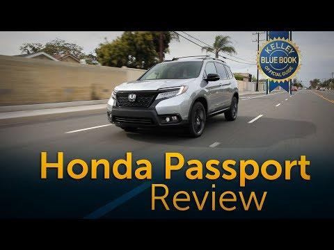 2019 Honda Passport - Review & Road Test