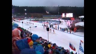 Biathlon oberhof 2014 - massenstart ...