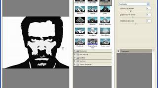 tutorial para crear un stencil en photoshop