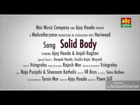 Raj Panjabi solid body HD VIDEO   Durga kumar
