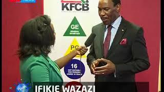 KFCB boss Ezekiel Mutua breaks silence about