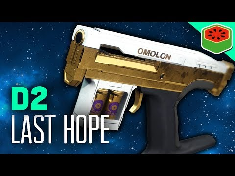 QUICKEST TTK IN PVP!? - LAST HOPE | Destiny 2 Gameplay