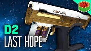 QUICKEST TTK IN PVP!? - LAST HOPE | Destiny 2 Gameplay