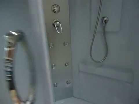 Душевая кабина Erlit ER 2509ТР-С3 90x90x215 матовая