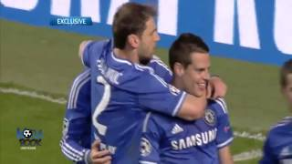 Chelsea vs Atletico Madrid 1 3 ~ All Goals & Highlights 30 04 2014