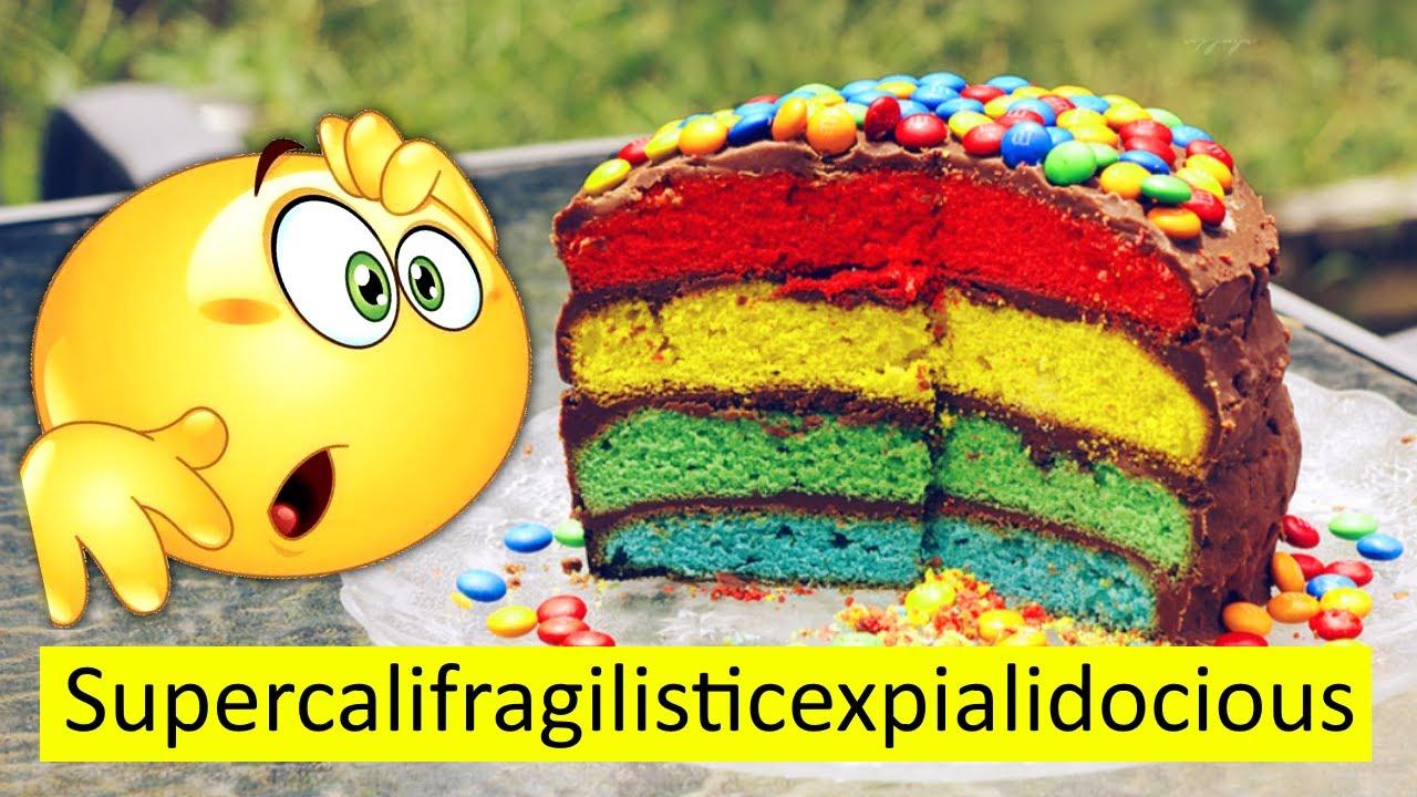 longest words in english supercalifragilisticexpialidocious