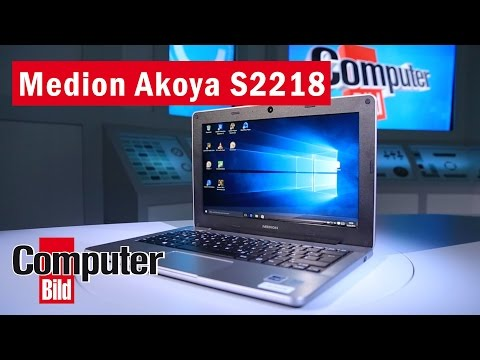Medion Akoya P2213T hybride laptop tablet review