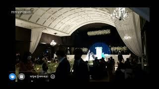 지음웨딩홀 2021.05.01 pm 01:20 예식/신…