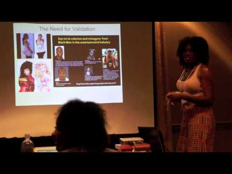 """2014 BWHC-Cherise Charleswell, MPH:""""The Black Female Body: A Site of Global Exploitation"""""""