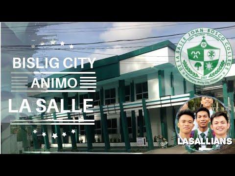 La Salle School in Bislig City