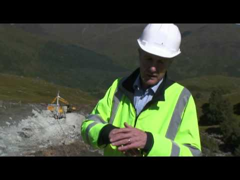 Green Highland Renewables develop micro-hydro power in Glen Lyon