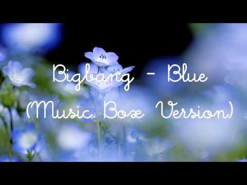 Big Bang - Blue (Music Box Version)
