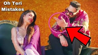 Mistakes In Genda Phool Song Badshah, Jacqueline Fernandez, Payal Dev-Genda Phool Song- Haq Se Hero