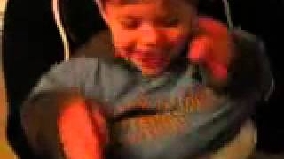 Funny Baby Porter Rockwell Bartlett has big hands | funny baby videos