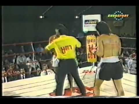 Jomhod Kiatadisak, Thaimaa vs  Gene Stanbau, Yhdysvallat  1   2    YouTube