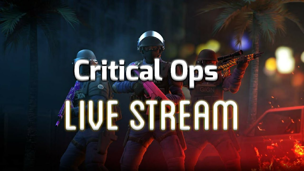 Critical Ops | 1250 To 1500
